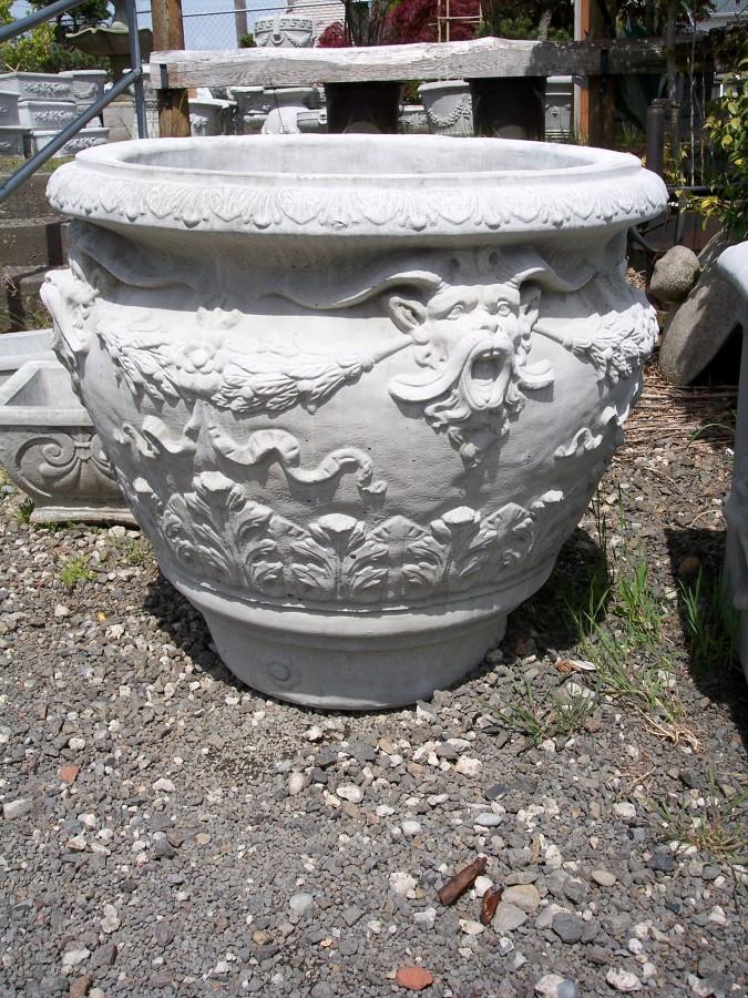 Pottery 101 0126 portland garden decor for Garden pots portland