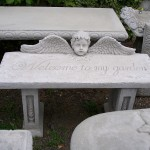 angel bench