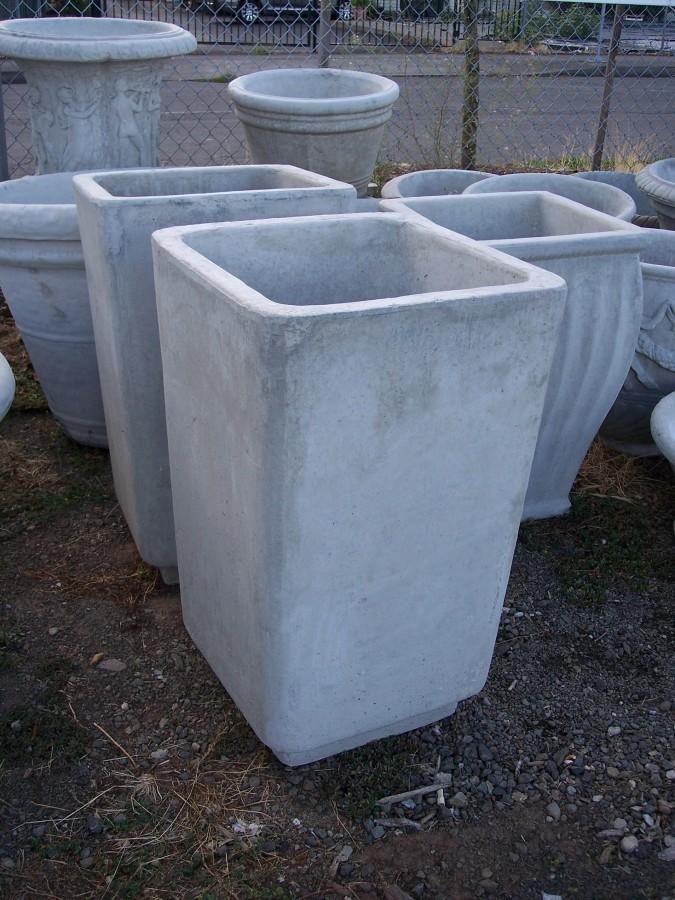 Pottery 101 0931 portland garden decor for Garden pots portland