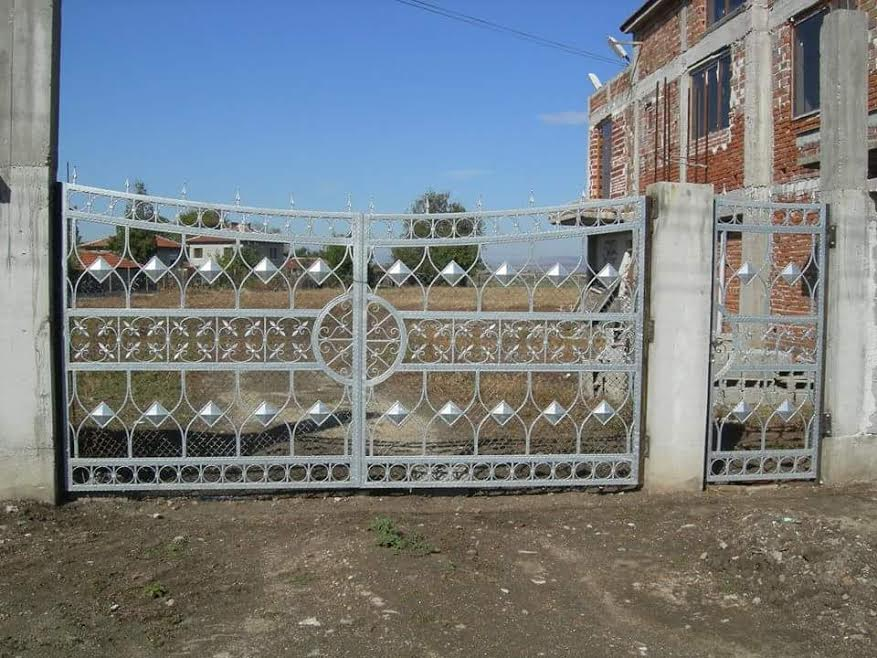 example of iron gate
