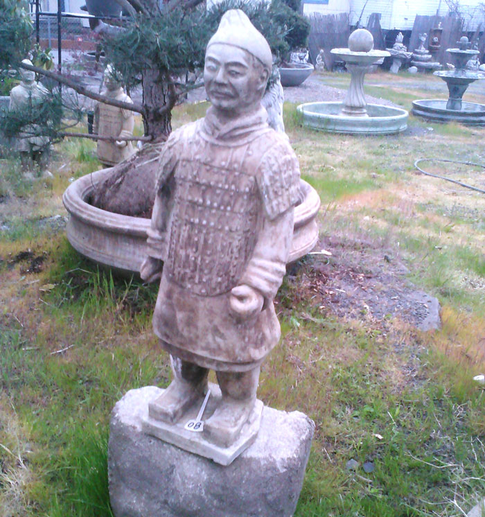 Asian Garden Art and Statuary Concrete Garden Decor Portland